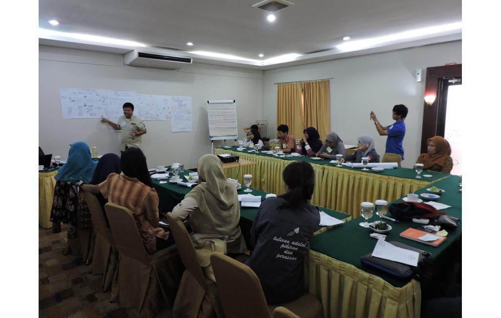 Kegiatan FCTC Jakarta