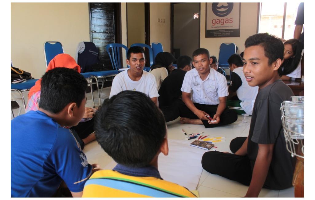 Kegiatan FCTC Mataram