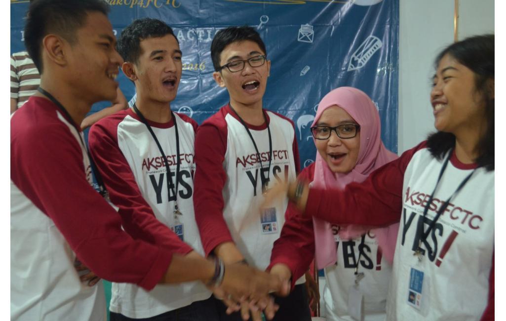Dokumentasi Kegiatan Hari Ketiga Training Pembaharu Muda
