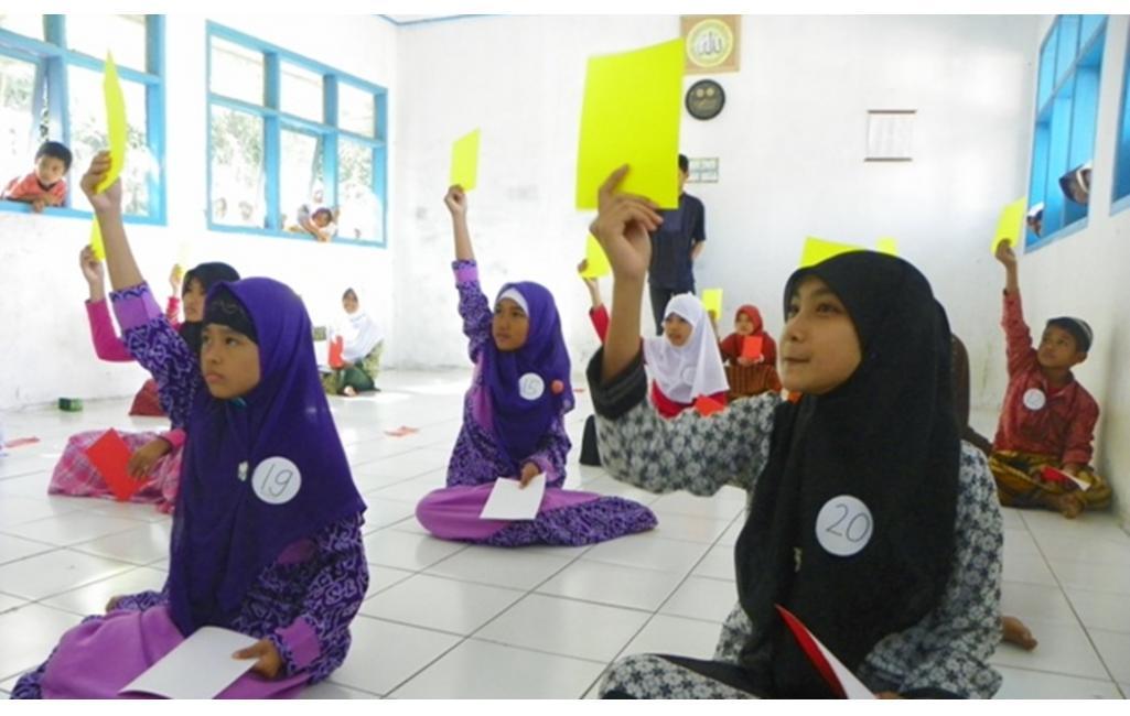 Aksi Kreatif: Lomba Rangking 1 tentang FCTC