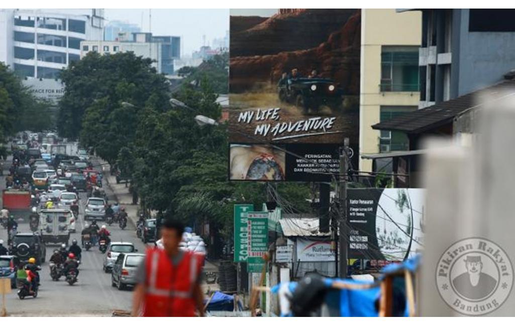 Pemantauan Iklan, Promosi, dan Sponsor (IPS) Rokok