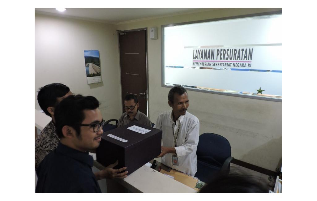Penyerahan 30.000 Dokumen Dukungan Masyarakat Aksesi FCTC Lindungi Anak