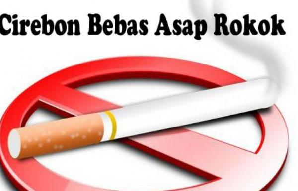 Cirebon Kampanyekan Kota Bebas Asap Rokok
