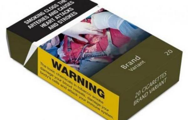 Inikah Gambar Bungkus Rokok yang Bikin Perokok Jera?