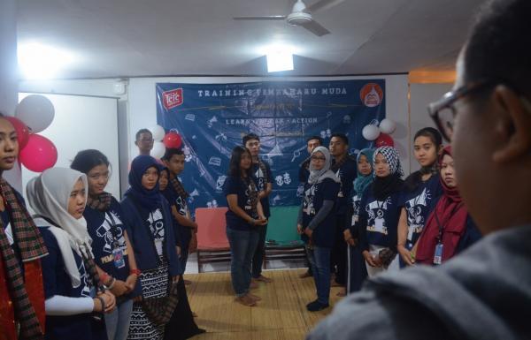 Dokumentasi Kegiatan Hari Kedua Training Pembaharu Muda