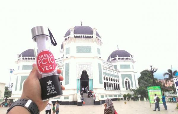 Ekspedisi Kapsul Waktu FCTC: Medan