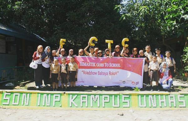 Ekspedisi Kapsul Waktu FCTC: Makasar