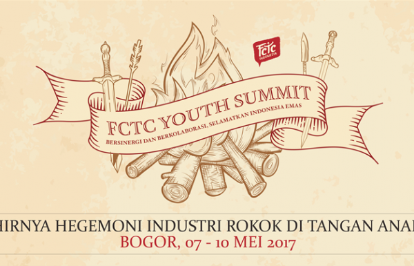 Daftar Peserta FCTC Youth Summit 2017