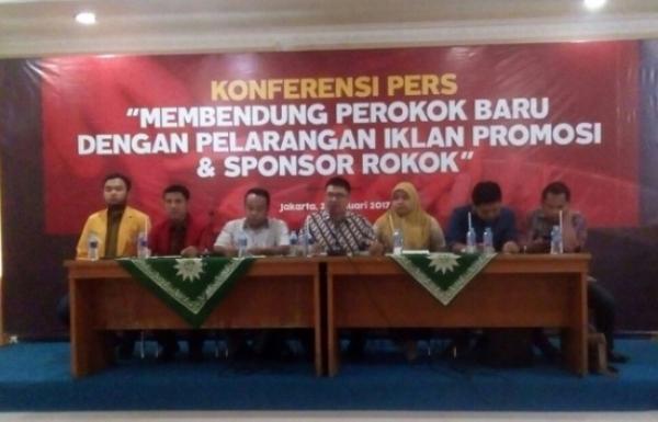 Indonesia Lemah Berhadapan dengan Industri Rokok
