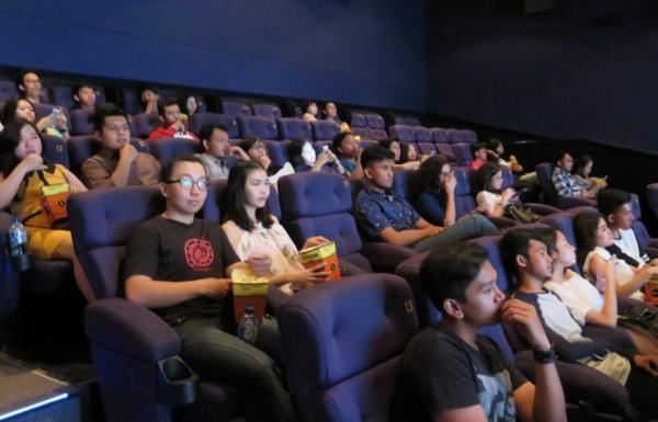 Hentikan Iklan Rokok Di Dalam Bioskop