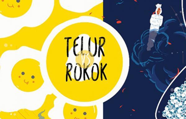 Ibu-Ibu di Jakarta Pilih Nutrisi untuk Melawan Adiksi Rokok