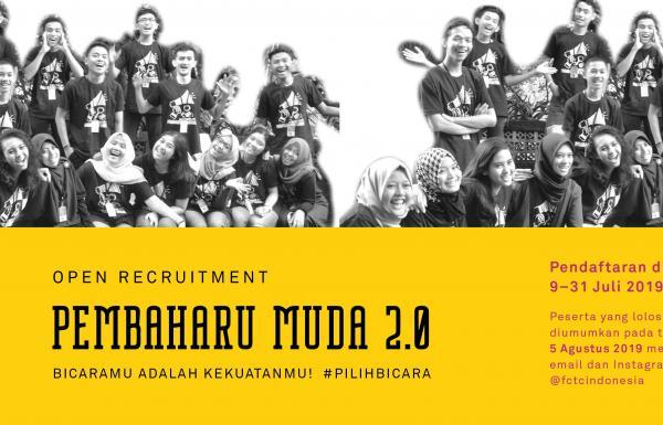 Training Pembaharu Muda 2.0