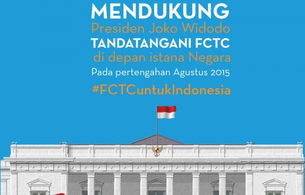 Gerakan Muda FCTC dan Komunitas Smoke Free Agents