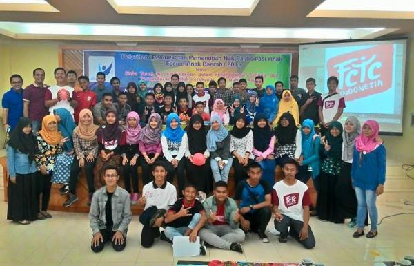 Deklarasi FCTC Oleh Forum Anak Sumatera Barat